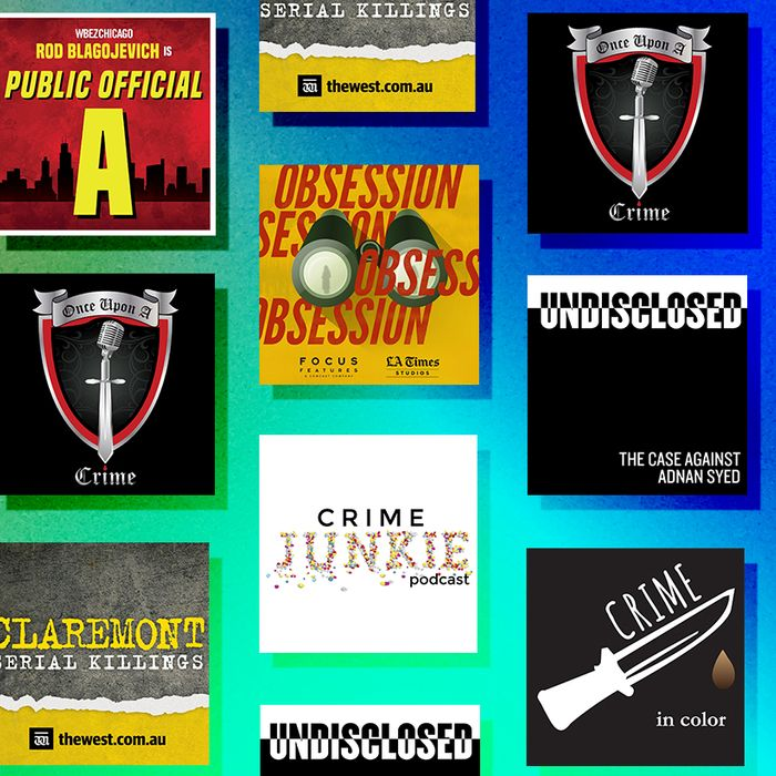 This Week in True-Crime Podcasts: A Series for 'Greta' Fans