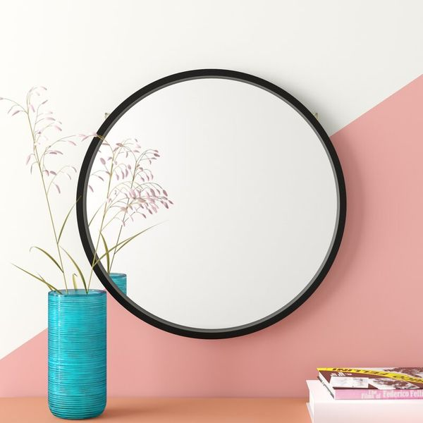 Swagger Accent Wall Mirror