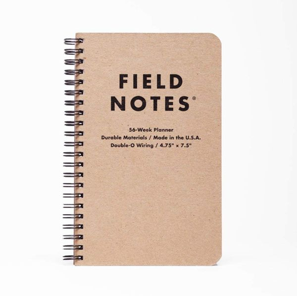 Field Notes — 56-Week Planner