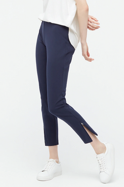 Uniqlo Women Airism Soft UV Protection Active Leggings (Theory)