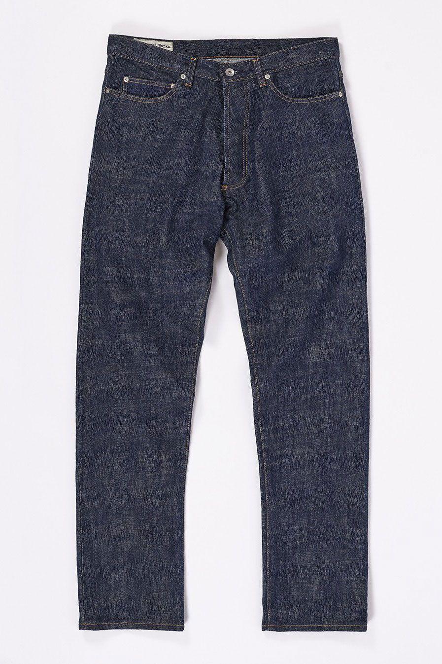 e02456ed164 Universal Works Workshop Denim Regular Fit Jeans
