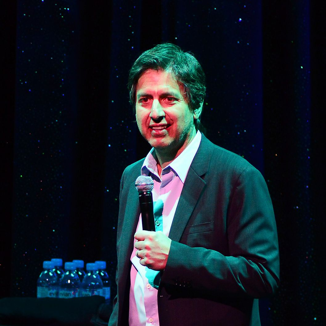 Comedian Ray Romano performs at The Mirage Hotel & Casino on April 6, 2014 in Las Vegas, Nevada.