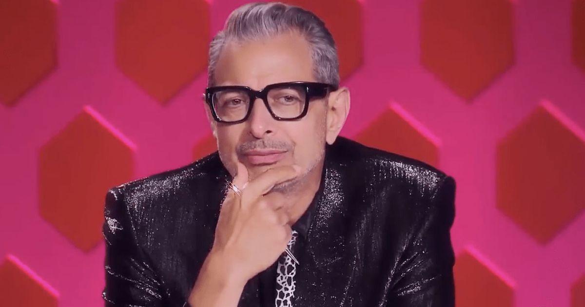 Jeff Goldblum Is Gay