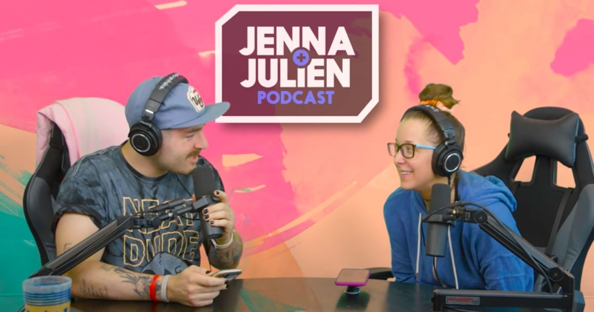 Jenna Marbles and Julien Solomita End Podcast