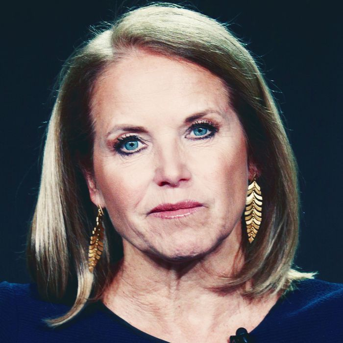 Katie Couric Is Sorry She Said Dutch People Skate Everywhere