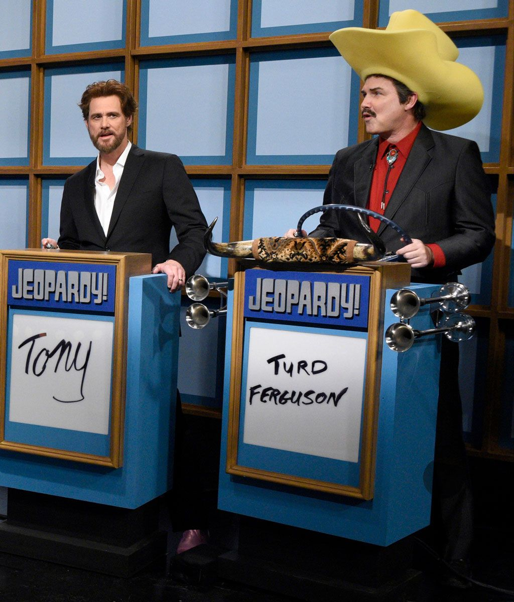 Celebrity Jeopardy!: Sean Connery, Burt Reynolds, and ...