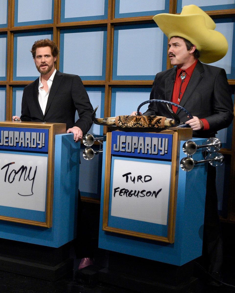 The Complete History of SNL's Celebrity Jeopardy Sketch