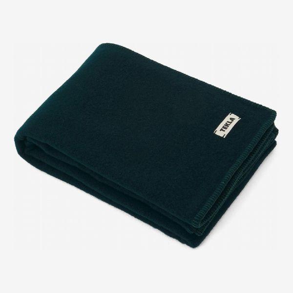 Tekla Virgin Wool Blanket