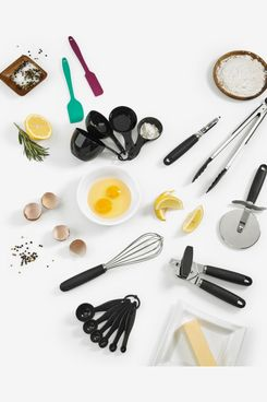Cuisinart 17-Piece Cooking and Baking Gadget Set