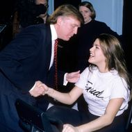 Donald Trump & Alicia Machado