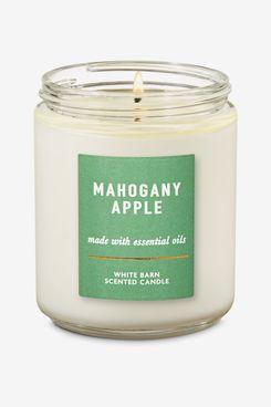 Bath & Body Works Mahogany Apple Candle