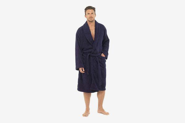 Men Toweling Robe