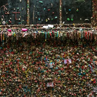 Seattle's Famed Gum Wall To Be Cleaned