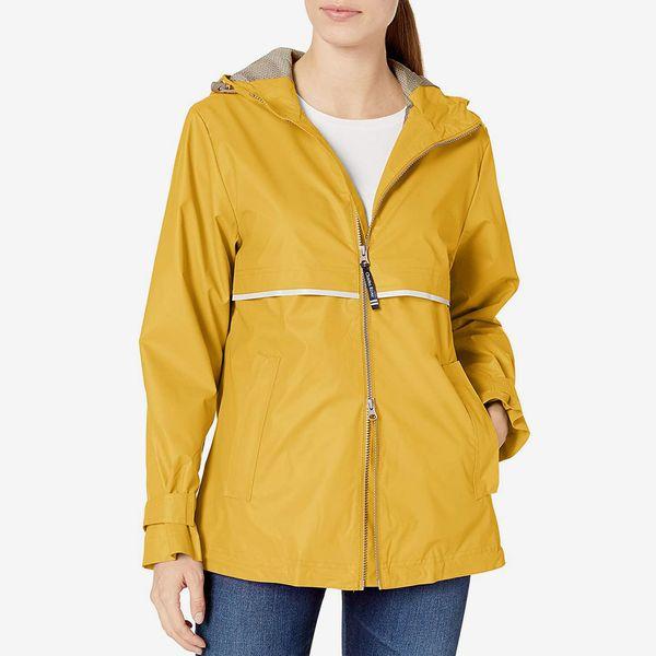 Charles River Apparel New Englander Rain Jacket