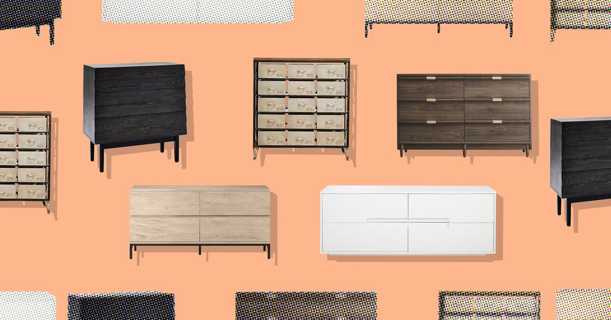 The Best Dressers Under $500, According to Interior Designers