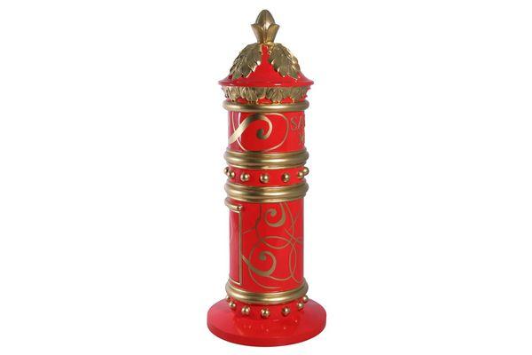 Santa's North Pole Column Box