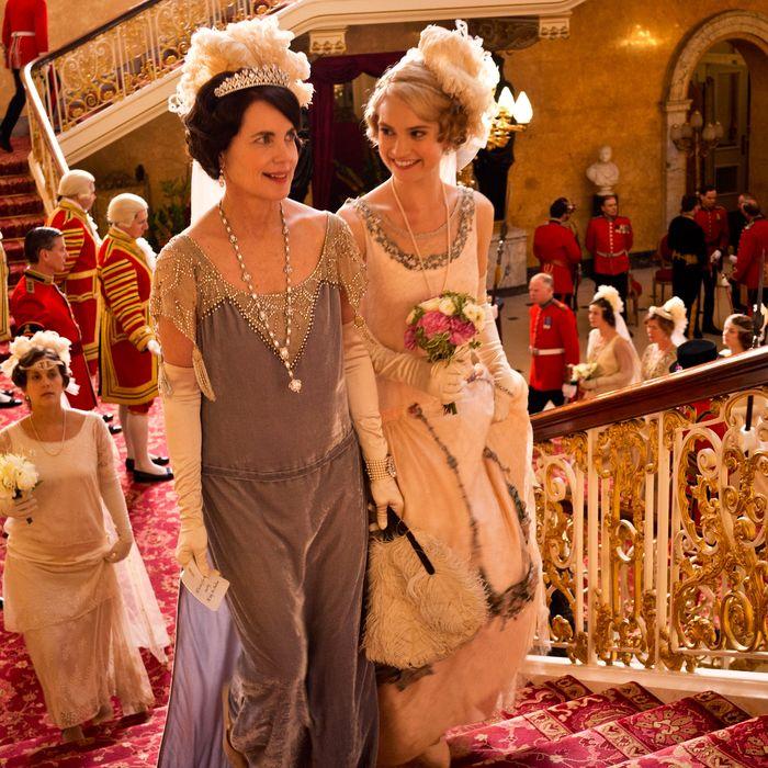 Downton Abbey Season 4 Finale Recap: Lifes a Beach