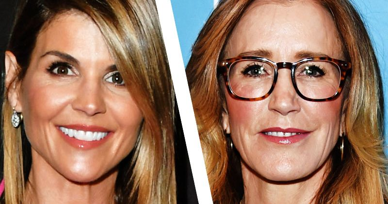 Felicity Huffman and Lori Loughlin Scammed Their Way Off Social Media