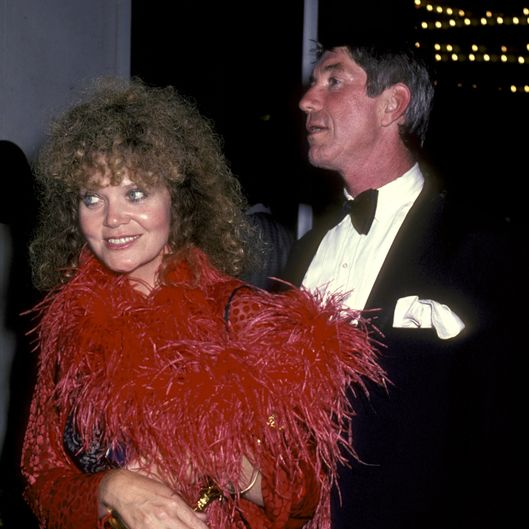Eileen Brennan and Hal Buckley attend 33rd Annual Primetime Emmy Awards on September 13, 1981 at the Pasadena Civic Auditorium in Pasadena, California.
