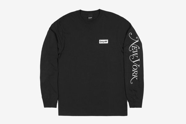 Logo L/S T-Shirt - Black