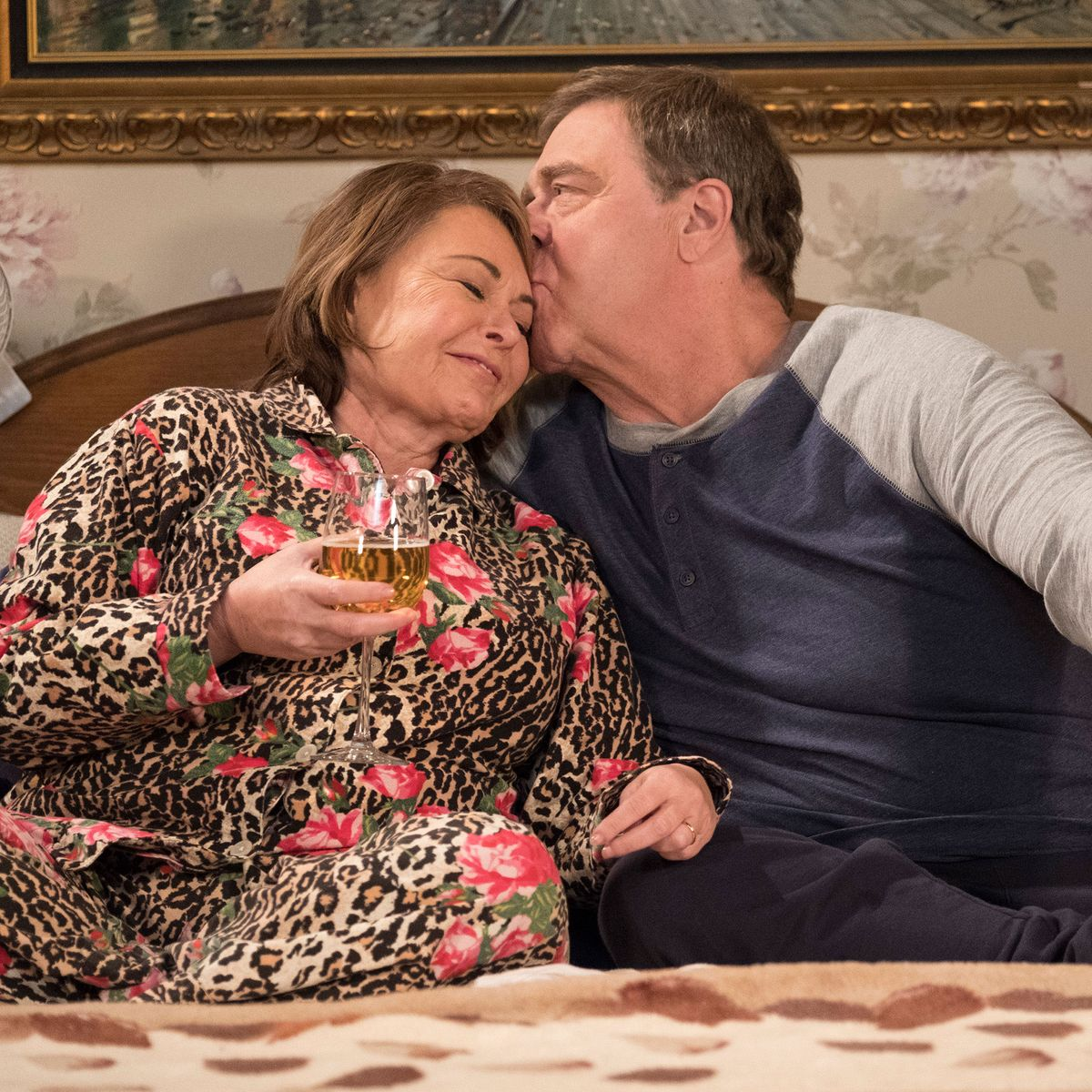 Image result for roseanne series finale