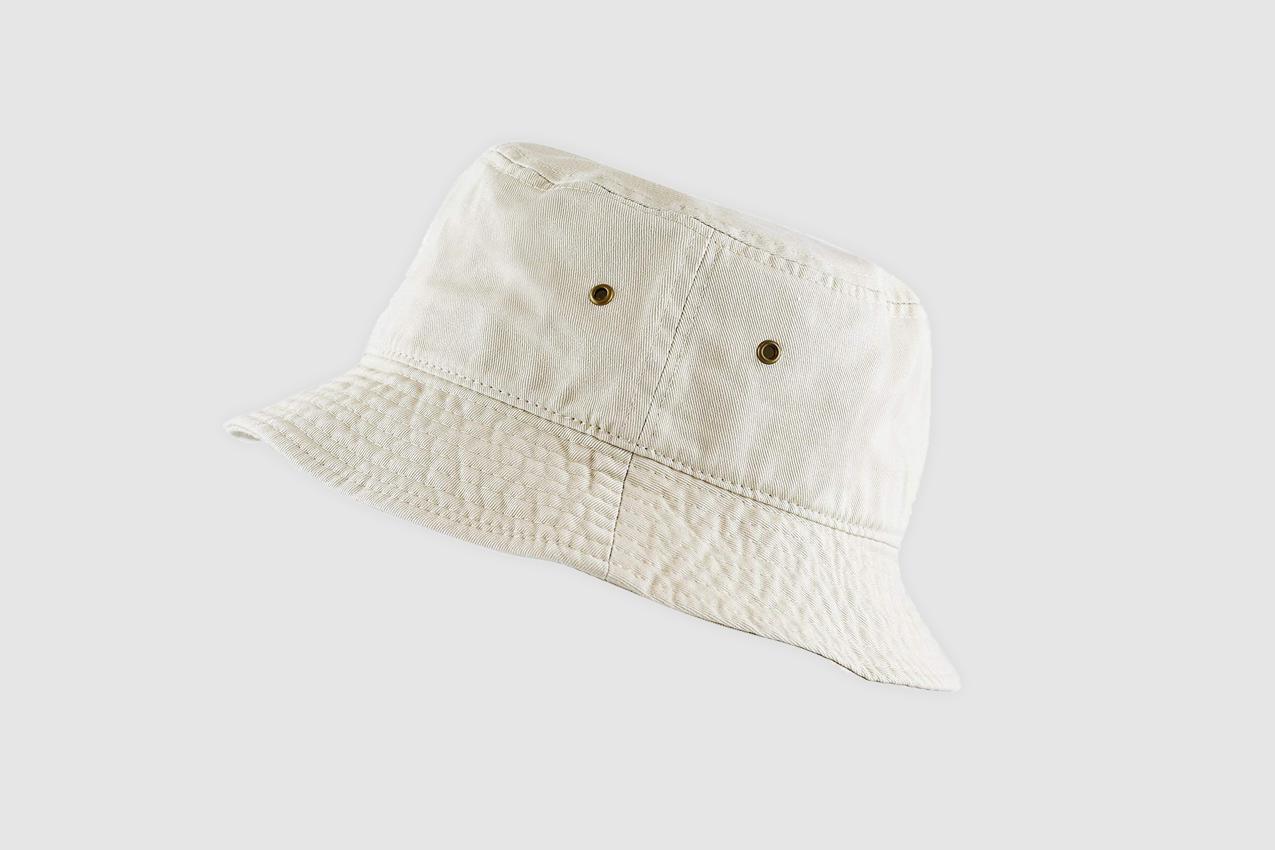 The Hat Depot 300N 100% Cotton Packable Beach Hat