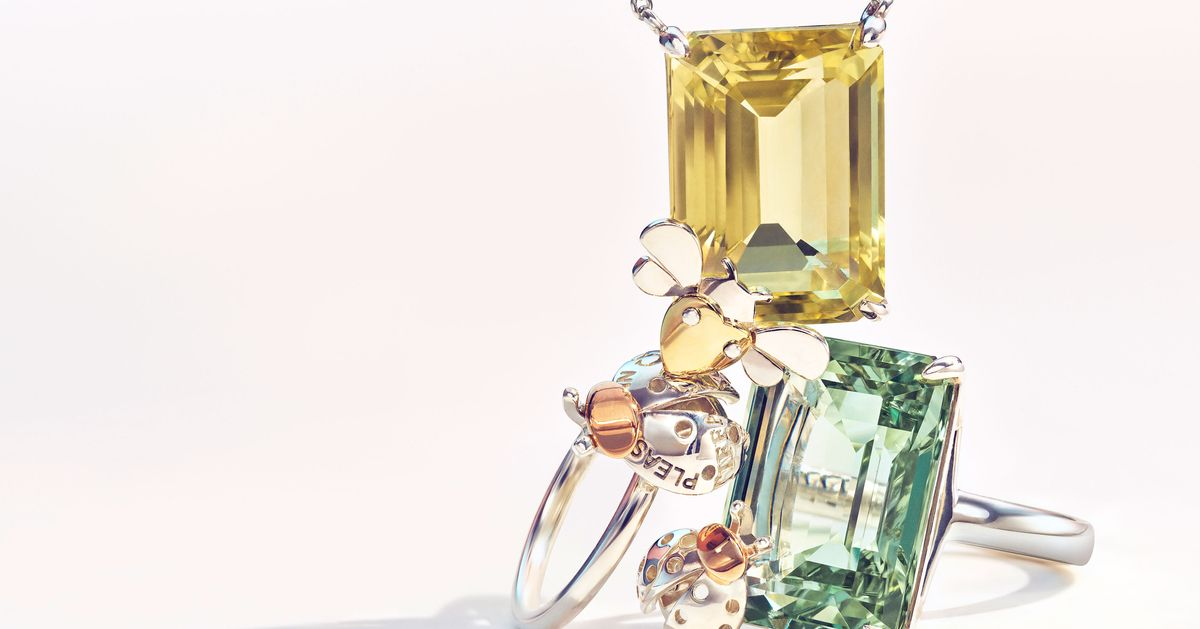 Tiffany & Co. Is in the Mood for Spring