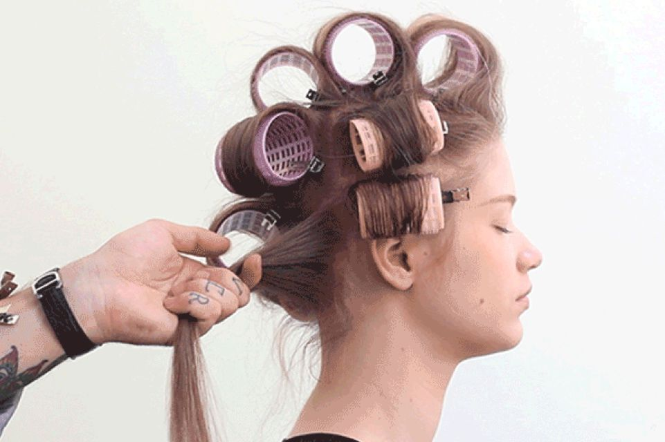 Gif Beauty Lesson How To Give Thin Hair Extra Volume