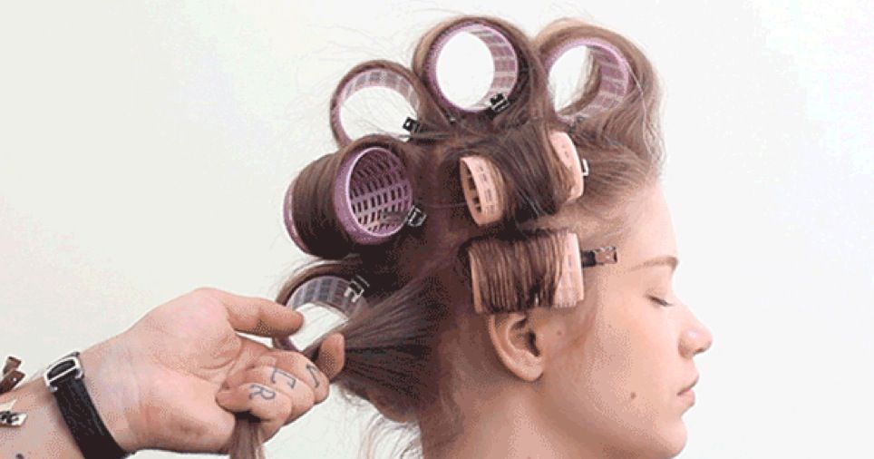 Gif Lesson How To Give Thin Hair Extra Volume The Cut