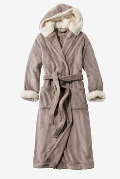 L.L.Bean Women's Wicked Plush Robe