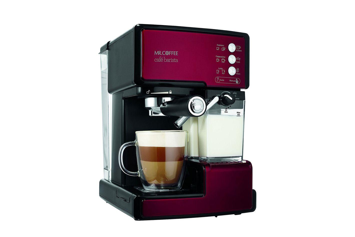 Mr. Coffee Cafe Barista Premium Espresso/Cappuccino System