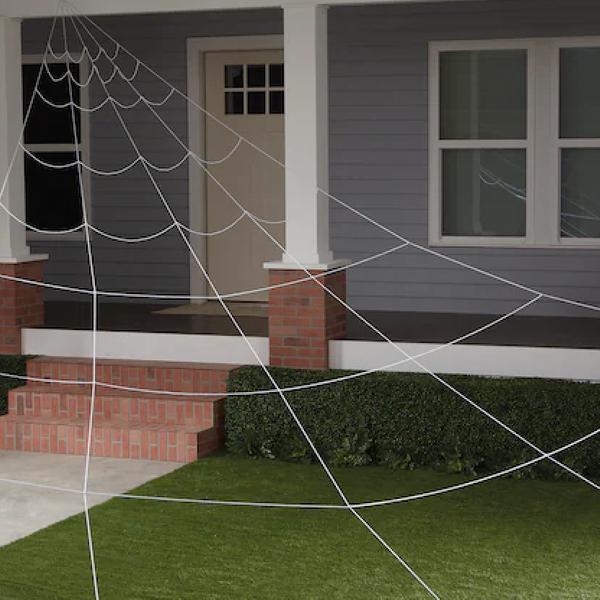 Ashland 23.5-Foot Mega Yard Spider Web