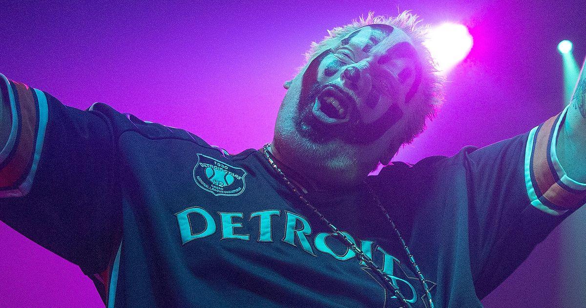 Insane clown posse how many times lyrics