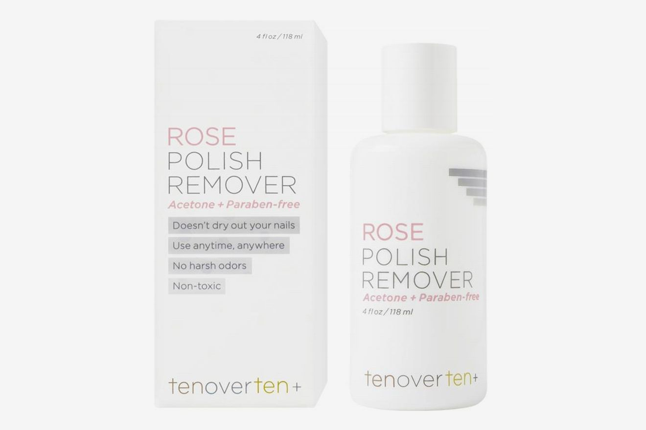 6 Best Non-Acetone Nail Polish Removers 2019