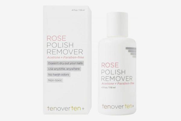 tenoverten Non-Acetone Polish Remover