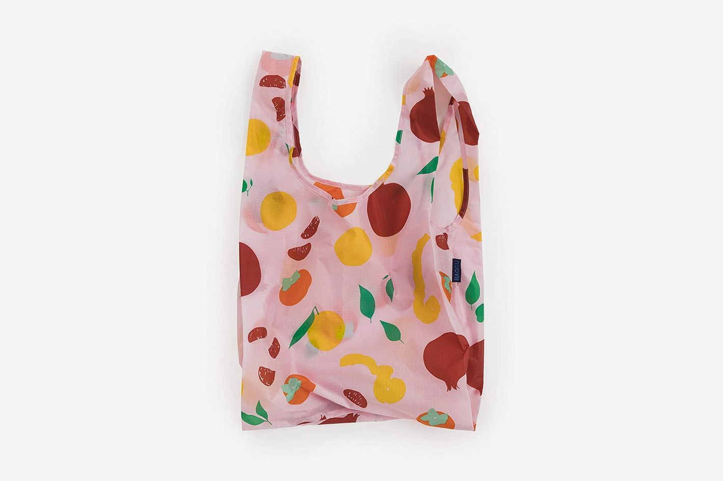 Baggu Standard Reusable Shopping Bag, Autumn Fruit