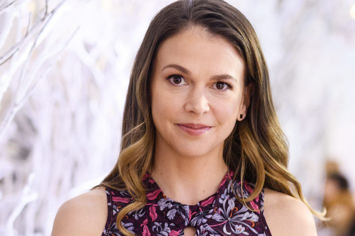 Younger Actress Sutton Foster On Health And Wellness