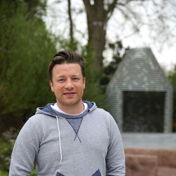 Where in the world is Jamie Oliver?