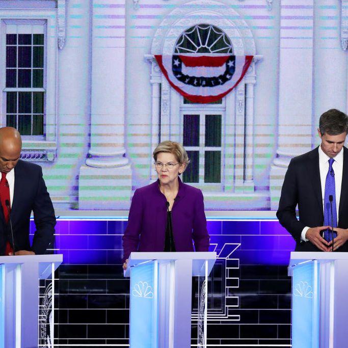 2020 democratic debate on June 26.