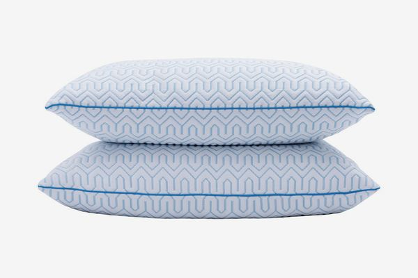 Puredown Goose-Down Feather Cool-Down Pillow