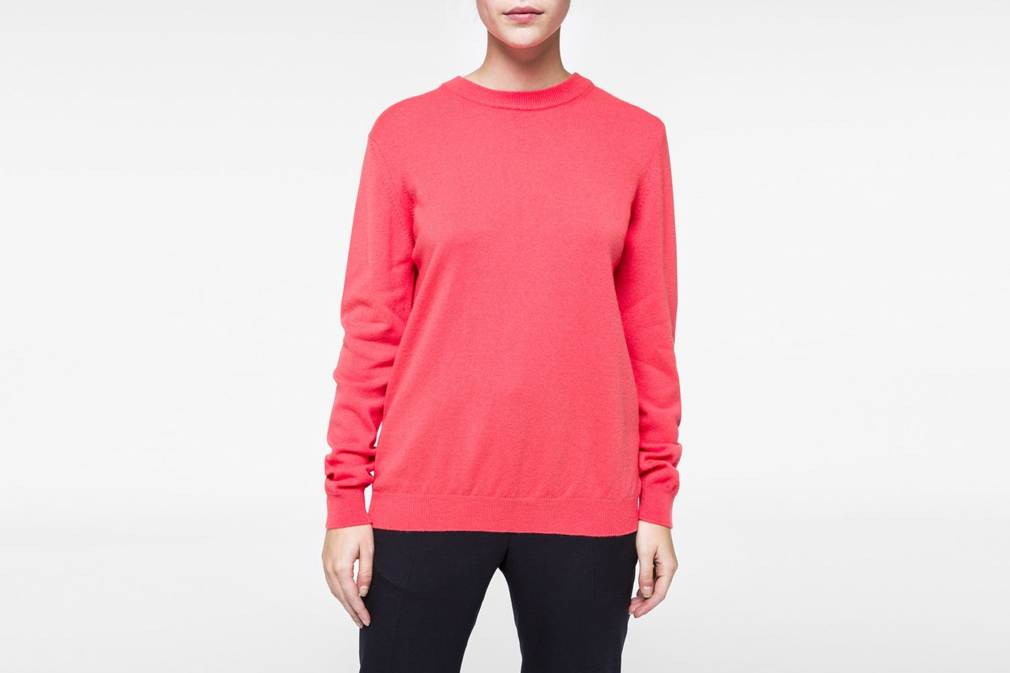 Paul Smith Coral Cashmere Sweater