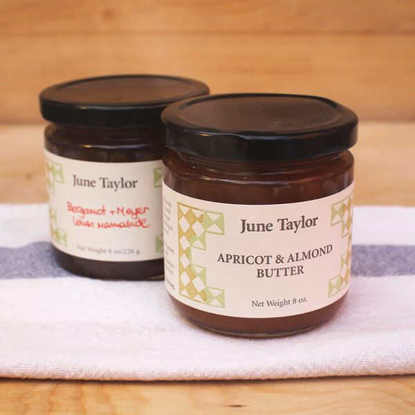 June Taylor Jams Apricot and Almond Butter