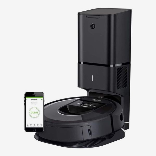 iRobot Roomba i7+ Robot Vacuum with Automatic Dirt Disposal