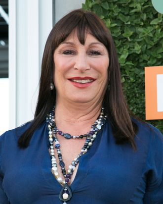 VENICE, CA - SEPTEMBER 27: Actress Anjelica Huston attends the Airbnb presents Hello LA with celebrity designed pop ups - Anjelica Huston at The Cooks Garden by HGEL on September 27, 2013 in Venice, California. (Photo by Vincent Sandoval/WireImage)