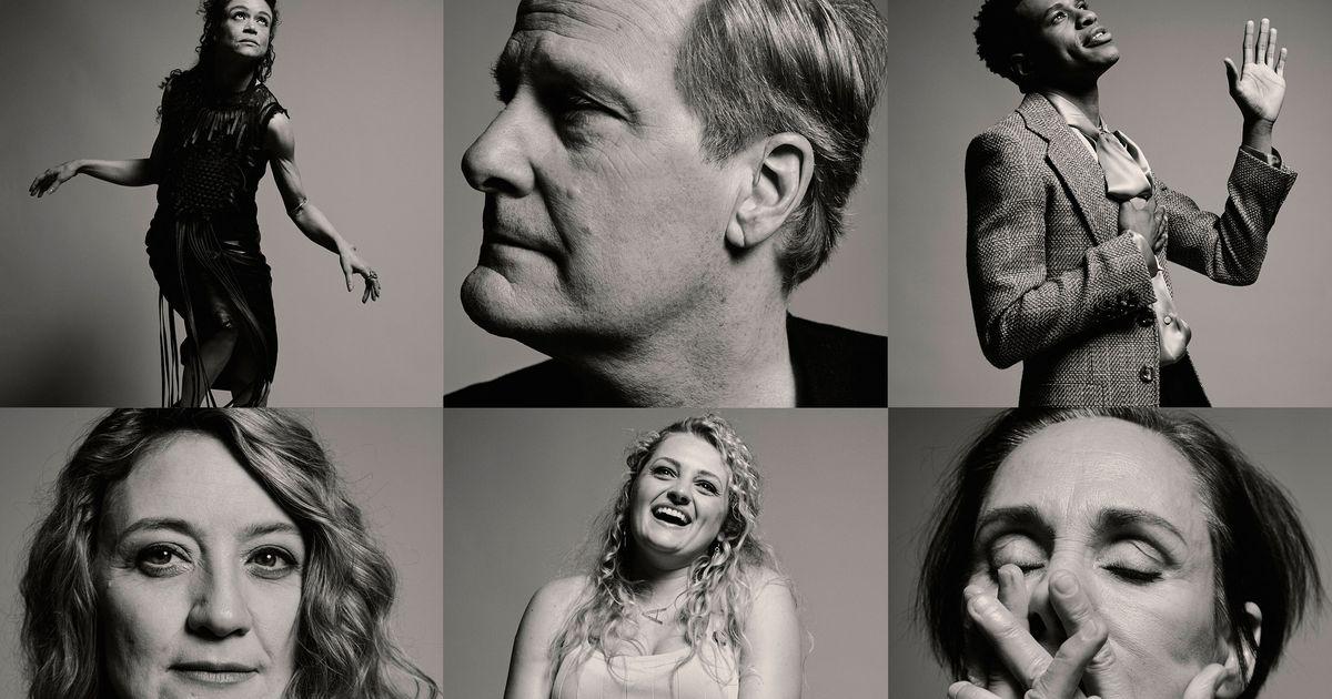 Photos: Meet the 2019 Tony Award Nominees