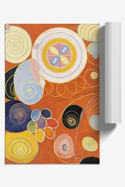 Big Box Art Poster Print Wall Art Hilma af Klint Artwork