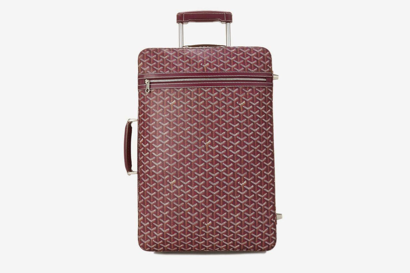 Goyard Rolling Luggage