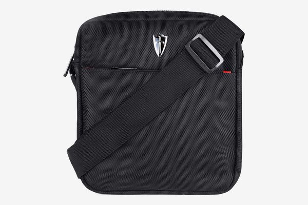 Victoriatourist Vertical Messenger Bag