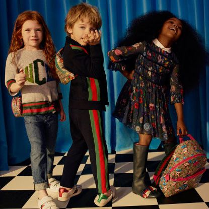 88e0939acd10 Gucci Launches Kids Collection With Net-a-Porter