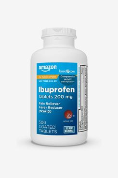 Amazon Basic Care Ibuprofen Tablets 200 mg
